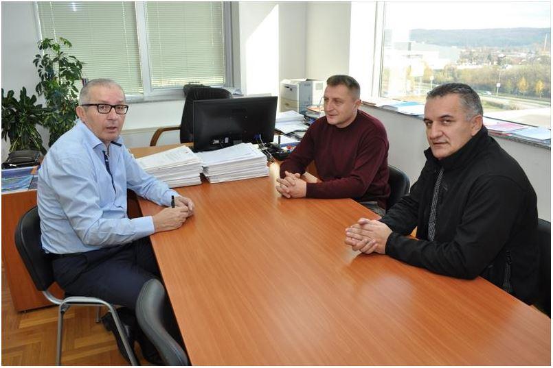 Predstavnici sindikata policije održali sastanak s Ombudsmenom BiH prof.dr. Ljubinkom Mitrovićem