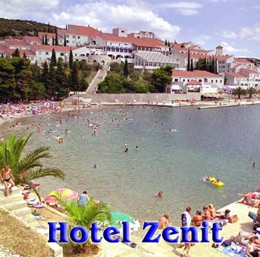 Ljetovanje u hotelu Zenit u Neumu