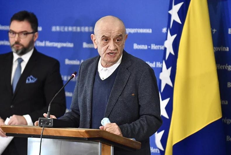 Vijeće ministara BiH usvojilo nacrt budžeta većinom glasova