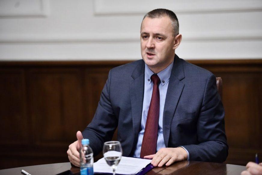 USKORO PRIJEDLOG ZA NSRS Jovičić: Vrijeme je da se prestane sa diskriminacijom pripadnika službi bezbjednosti iz Republike Srpske