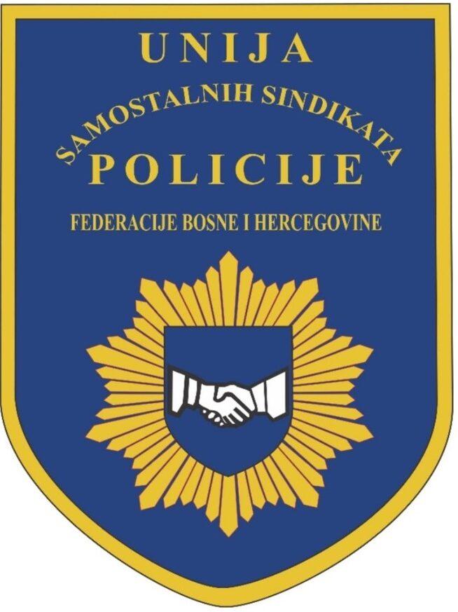 Pismo podrške Unije samostalnih Sindikata policije FBiH
