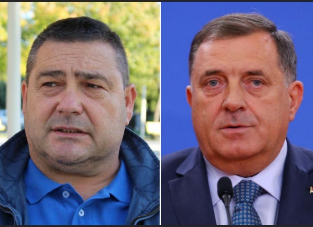 Državni policajci pisali Dodiku: Bahati ste prema sindikatima